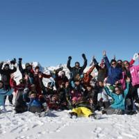 Classes de neige – La Toussuire 2015